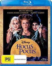 HOCUS POCUS (Bette Midler) -  BLU RAY -  Region B