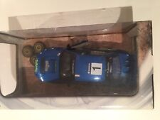 1:18 Hot Wheels Subaru World Rally Team 1 Solberg