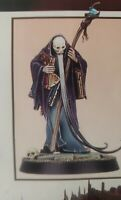 Octren Glimscry Cursed City Warhammer Quest Heroes Age Sigmar Wizard