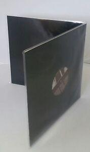 12 Inch Gatefold Double Album Orange Peel Record Sleeves Pack of 5