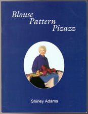 Blouse Pattern Pizazz ~ Adams, Shirley PB
