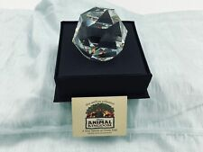 Swarovski Crystal Walt Disney Animal Kingdom Limited Edition Paperweight M5616