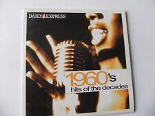 1960`S HITS OF THE DECADES PROMO CD FLEETWOOD MAC THE McCOYS THE LOVE AFFAIR