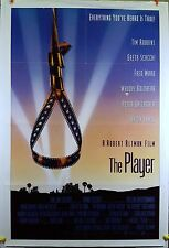 The Player 1992 Original Movie Poster 27x41 Folded, Double-Sided
