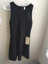 NWT Lululemon &go til Dawn Dress.  Black, size 6
