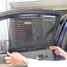 Rideau Roulant Pare-soleil Rétractable Protection Pour Fenêtre Voiture 65 * 45cm