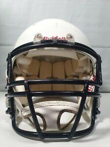 Riddell Foundation American Football Helmet White Standard Large