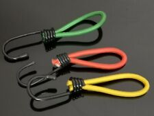 2x  Heavy Bungee Stretch Cord Camping Hiking Tent Elastic Rope 15cm