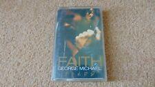 George Michael - Faith Cassette Tape