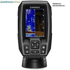 GARMIN STRIKER 4CV - ECOSCANDAGLIO DOWN VU E GPS INTEGRATO +TRASD. 010-01551-01