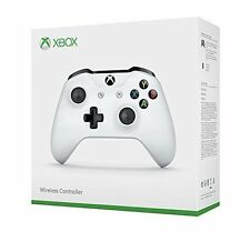 Microsoft Xbox One Wireless Controller - WEISS -  Gamepad NEU *HÄNDLER
