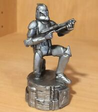 STAR WARS CLONE TROOPER CHESS PIECE | PAWN |SAGA COLLECTION 2005 | CAKE TOPPER