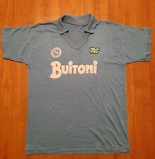 95fdf3fb360f0 Maglia Originale Napoli Maradona NR Ennerre Buitoni vintage 1986 87 jersey  S M