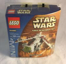 Lego Star Wars Mini Building Republic Gunship (4490) New & Sealed