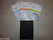 Bordmappe Betriebsanleitung VW Jetta Vento Instructieboekje Stand 2010