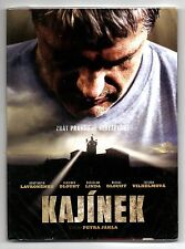 Kajinek DVD 2010 Czech film plastic box English subtitles