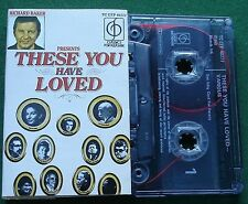 Richard Baker Presents These You Have Loved Anvil Chorus + Cassette Tape TESTED