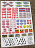 RC Vintage BAJA RACER Decals stickers VW Sand Scorcher