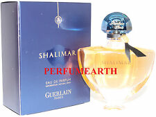 SHALIMAR 1.6 / 1.7 OZ EDP SPRAY FOR WOMEN BY GUERLAIN & NEW IN A BOX