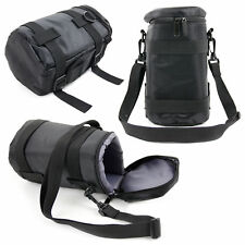 Black Bag for Nikon AF-S NIKKOR 300mm f/4E PF ED VR   24-70mm f/2.8E ED VR Lens