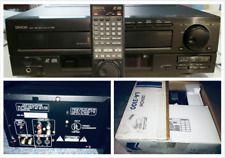 DENON MULTI LASER DISC PLAYER - LA-3100 with Remote Control - FREE SHIPPING