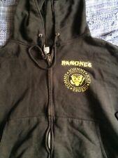 """Vintage Ramones Hoodie Sweatshirt Medium W: 25"""""""