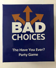 BAD CHOICES - The Have You Ever? Party Game - NSFW Savage Edition Z2