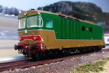 Os.kar 1125 H0 D445 1017 Diesel Lok Fiat FS Italien grün verde Isabella DSS D343