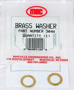 Mec Brass Washer 304W set of 2