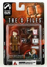 The X Files Special Agent Dana Scully  Palisades Play with It! Collectors Toy