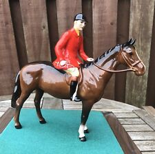 BESWICK HUNTSMAN ON BROWN HORSE - 1501 - PERFECT