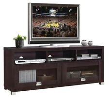 TV Stand Entertainment Media Center Theater Cabinet Storage Home Decor Furniture