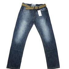 Paper Denim Cloth Slim Tapered Jeans 32x30 GAIGE Dark Wash Faded DJ9J3WR7SLM7