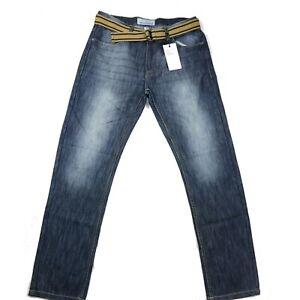 Paper Denim Cloth Slim Tapered Jeans 30x32 GAIGE Dark Wash Faded DJ9J3WR7SLM7