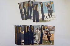 1999/00 Cricket Victorian Bushrangers set 20 cards