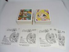 PANINI POP PIXIE 2011 Complete Loose Set of 210 Stickers