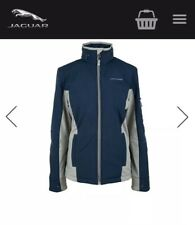 Womens JAGUAR Softshell Jacket Size 10 - Brand New