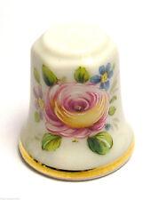 Fingerhut Thimble von Royal Porzellan - Elegance Rosa Rose