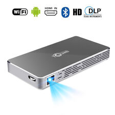 Mini Portable DLP 4000 Lumens Android WIFI HD 1080P Video Home Cinema Projector