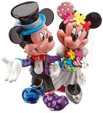 Disney Britto 4058179 Mickey and Minnie Mouse Wedding Figurine
