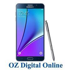 "NEW Samsung Galaxy Note 5 Dual N920 32GB Black 4G LTE 16MP 5.7"" Unlocked Phone"