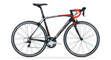 2017 Bottecchia Duello Road Bike size 51 with 105 Mix Black/Fluo Red Matte
