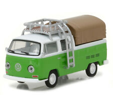 1/64 GREENLIGHT V-DUB SERIES 5 1971 Volkswagen Type 2 Double Cab Pickup with Roo