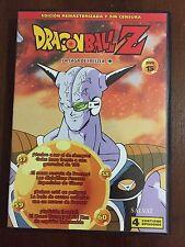 DRAGON BALL Z DVD 15 - CAPS 57 A 60 - 100MIN - ED REMASTERIZADA SIN CENSURA TOEI
