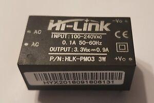 AC-DC 240V to 3.3V DC 3W mini power supply module UK Seller