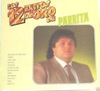 Parrita 12 Exitos de Oro    LP (IMPORT FROM SPAIN)