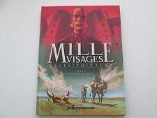 MILLE VISAGES T1 EO2001 TBE/TTBE LONDON/DAKOTA EDITION ORIGINALE