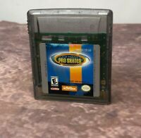 Tony Hawk's Pro Skater 1  Game Boy Color GB Rare TESTED GBA Advance GBC