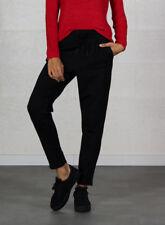 Pantaloni da donna Chino neri