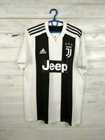 Juventus Jersey 2018 2019 Home S Shirt Adidas Football Soccer CF3489